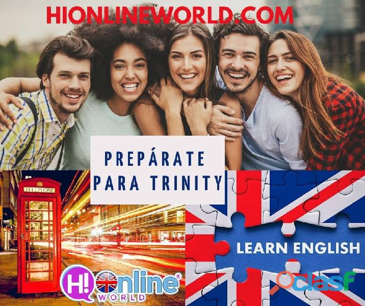Clases Virtuales de Inglés via ZOOM