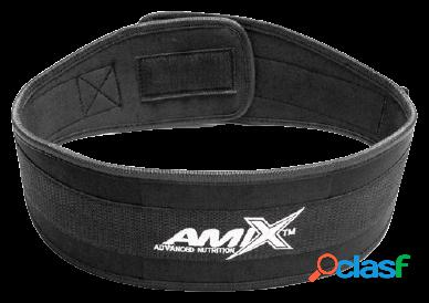 Amix Cinturón Deportivo de Neopreno Negro XL