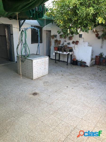 CASA PLANTA BAJA EN BUENA ZONA