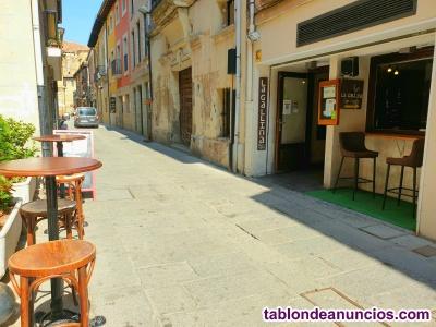 """Traspaso bar restaurante """"La Gallina que cantó"""""""