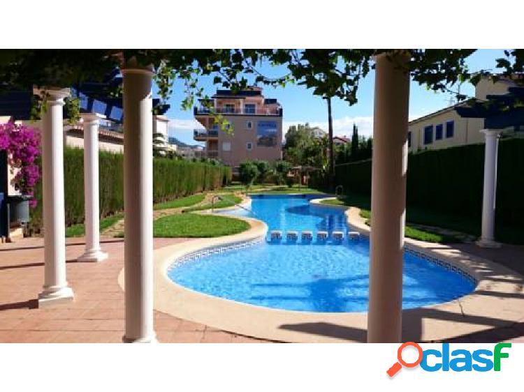 Apartamento en Denia, Residencial El Castell