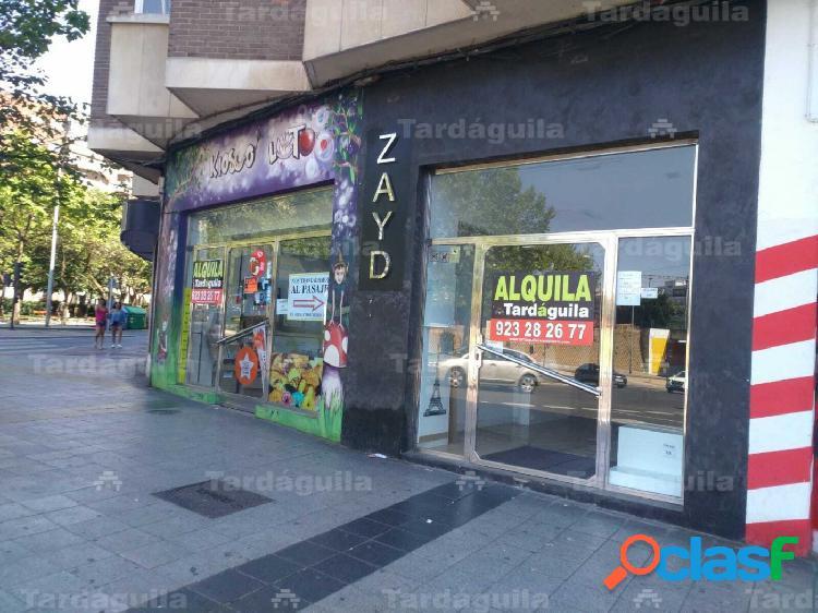 ESTUPENDO LOCAL COMERCIAL EN LA MEJOR ZONA DE LA AVENIDA