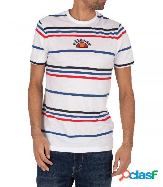 Ellesse - Camiseta para Hombre Blanco - Miniati Tee M Blanco