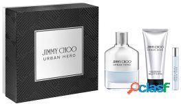 Jimmy Choo Jimmy Choo Urban Hero Lote 3 Pz 3 U