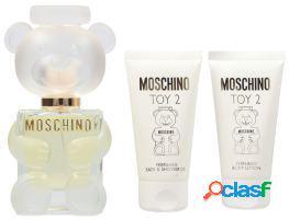 Moschino Toy 2 Lote 3 Pz 3 U