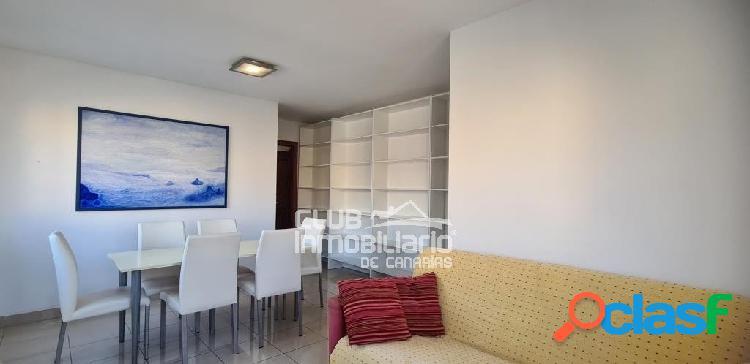 Piso amueblado de 3 habitaciones con garaje en Ofra