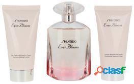 Shiseido Ever Bloom Lote 3 Pz 3 U
