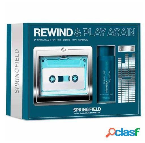 Springfield Springfield Rewind & Play Again set 2 piezas