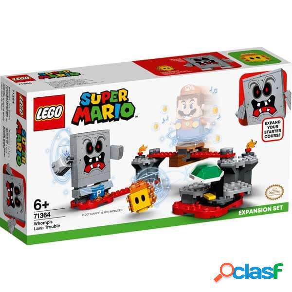 Lego Super Mario 71364 Set de Expansi?n: Lava Letal de Roco