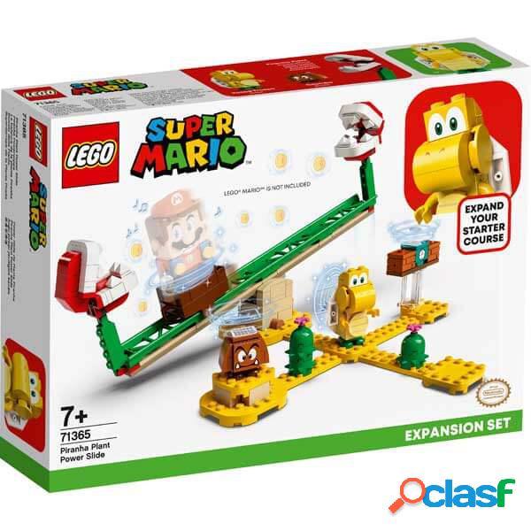 Lego Super Mario 71365 Set de Expansi?n: Superderrape Planta