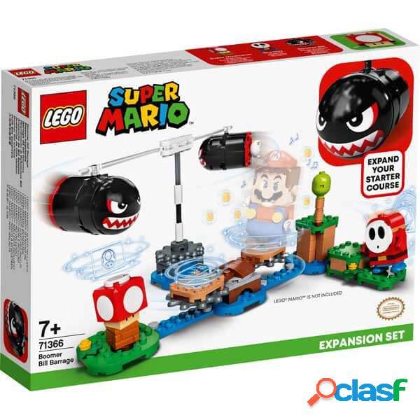 Lego Super Mario 71366 Set de Expansi?n: Avalancha de Bill