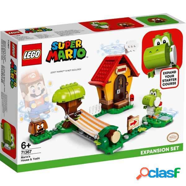 Lego Super Mario 71367 Set de Expansi?n: Casa de Mario y