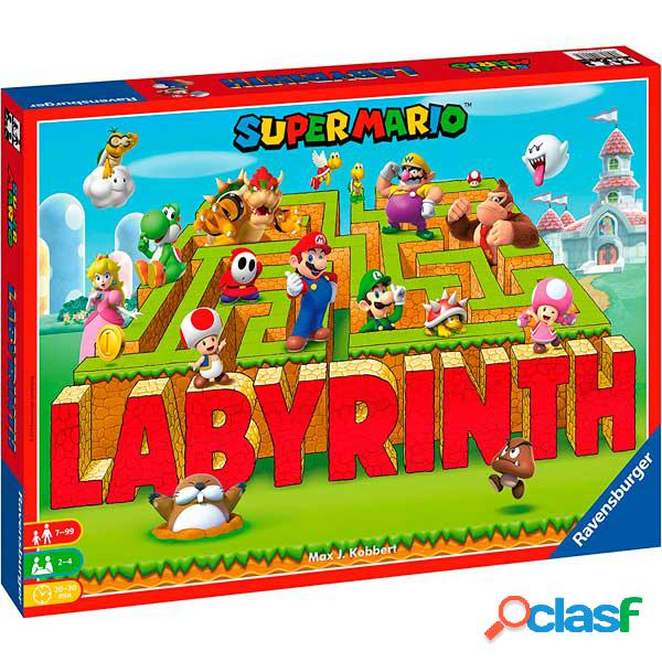 Super Mario Labyrinth Ravensburger
