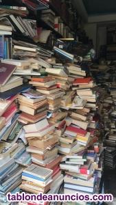 Recogida de libros gratuita a domicilio