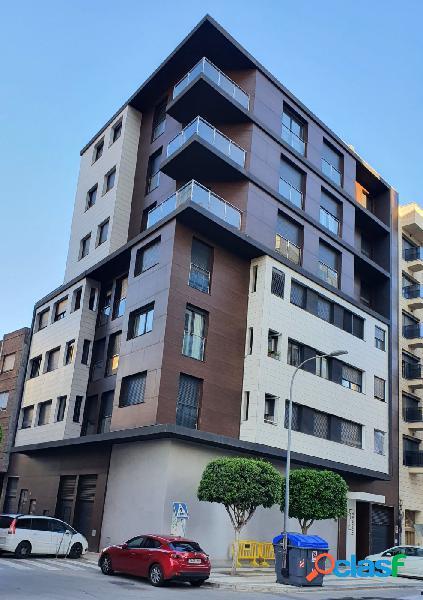 Inmocartago vende piso a estrenar con plaza de garaje y