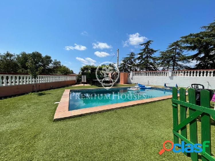 En venta casa a cuatro vientos con piscina y vistas a la