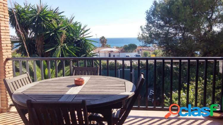 Fantastico apartmento con vistas panorámicas al mar