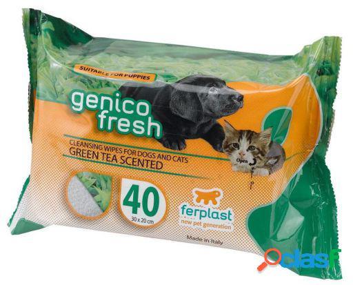 Ferplast Toallitas Genico Fresh Perro y gato the 40 Unidades