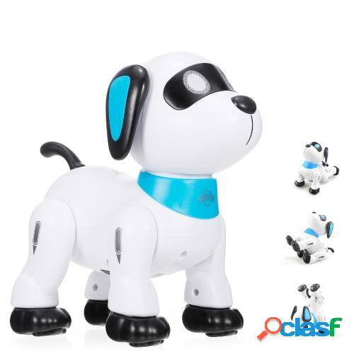 LE NENG K21 Robot electrónico perro truco perro Control