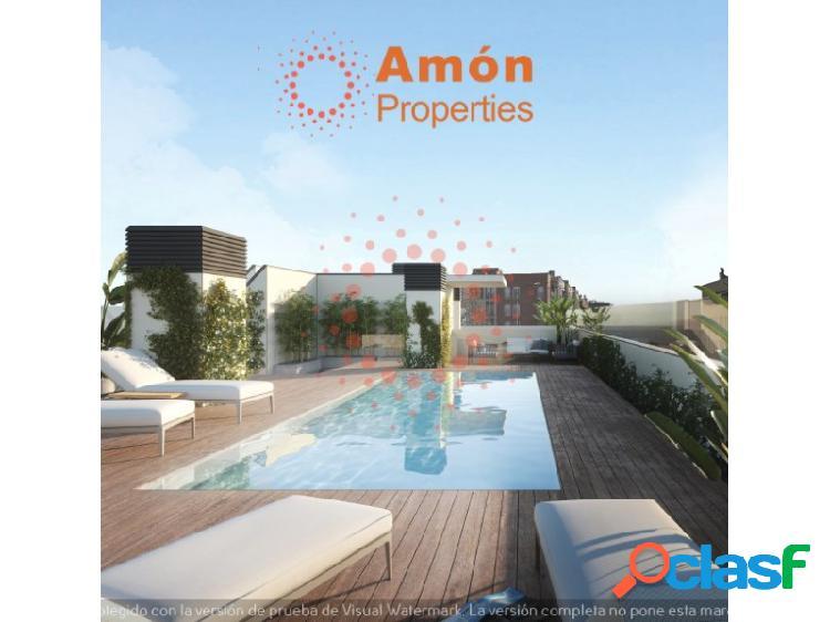 Obra nueva en centro con plantas bajas de 2 a 4 habitaciones