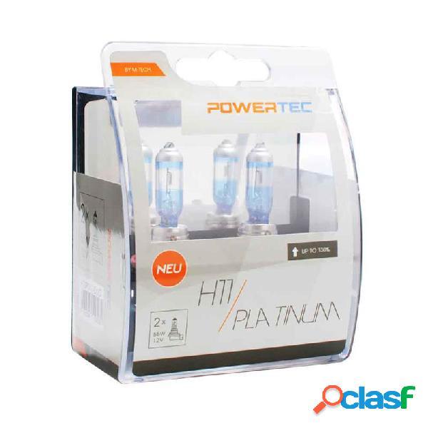 PTZPT11-DUO - Powertec Platinum +130% H11 12V DUO