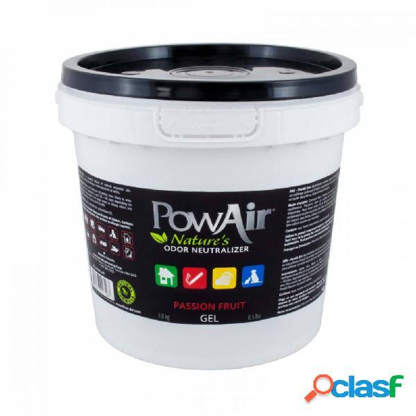 PowAir Gel Neutralizador de Olores 3.8 Kg. Passion Fruit