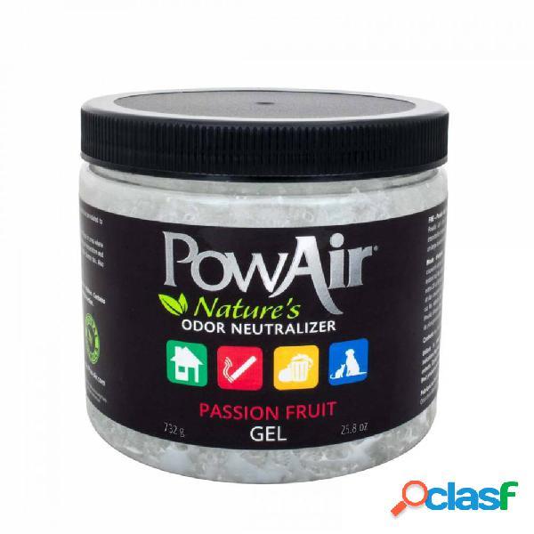 PowAir Gel Neutralizador de Olores 732 gr. Passion Fruit