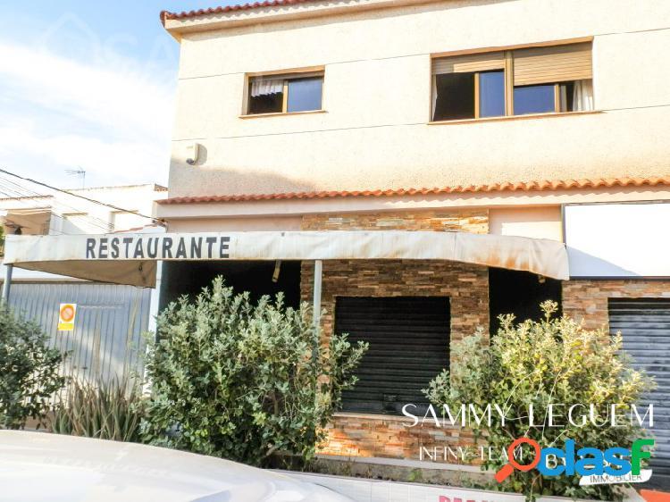 SAFTI le presenta un Restaurante 224 m2 completamente