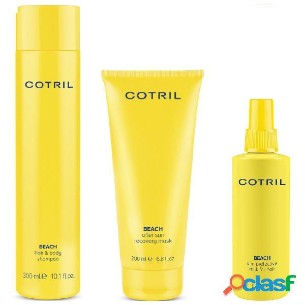 Cotril - Pack Beach Champú + Mascarilla + Milk 4228 4228