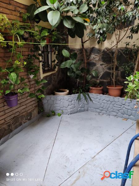Excelente piso dos habitaciones Paseo Gaudi