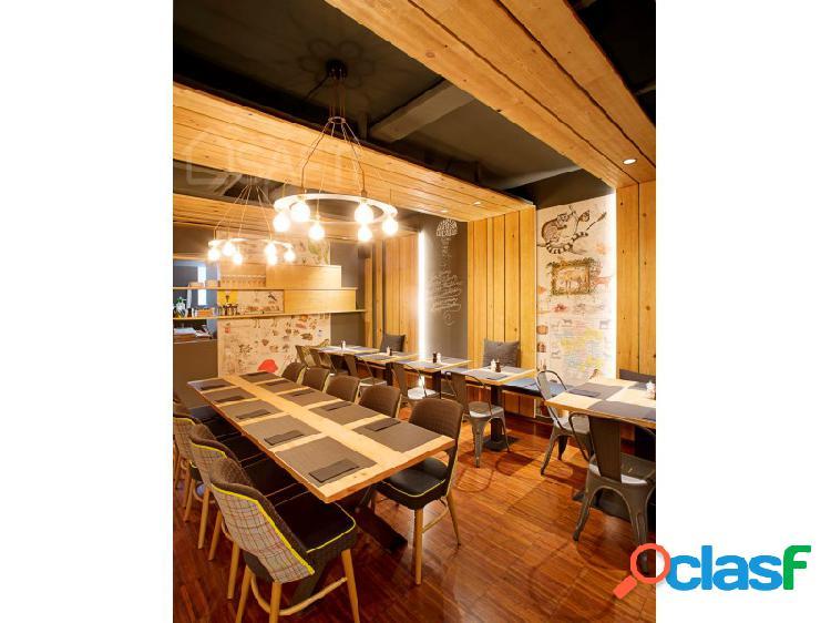 Restaurante cerca de la calle Pau Claris en Barcelona