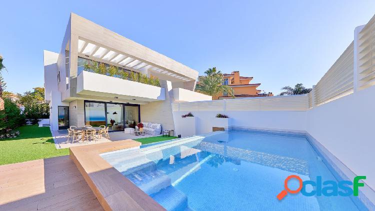 Villa de lujo Marbella a 300 m de la playa