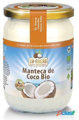Dr. Goerg Manteca de Coco Bio, 500 Ml 500 ml
