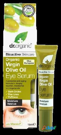 Dr. Organic Sérum Contorno de Ojos Aceite de Oliva virgen