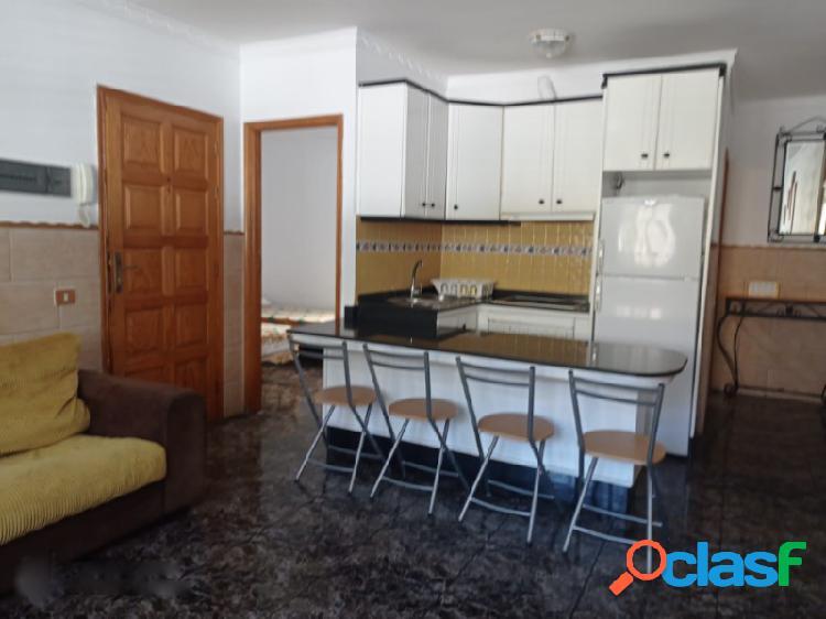 Piso amplio de 3 dormitorios en el Pueblo de Mogán