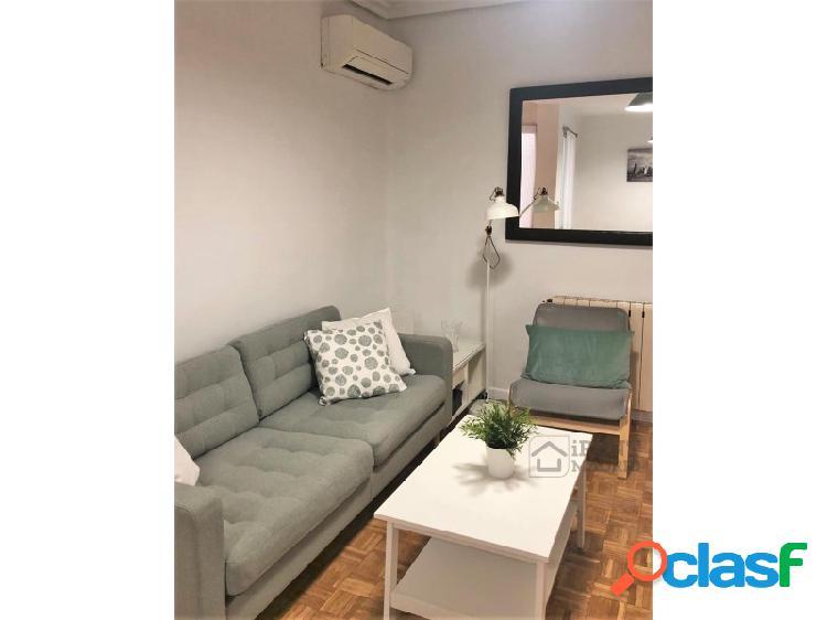Piso de 4 habitaciones en el corazón de Barrio Salamanca