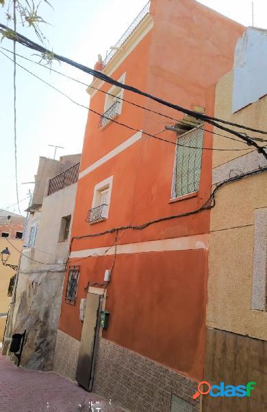 Casa en casco antigüo de Lorca. Para reformar.