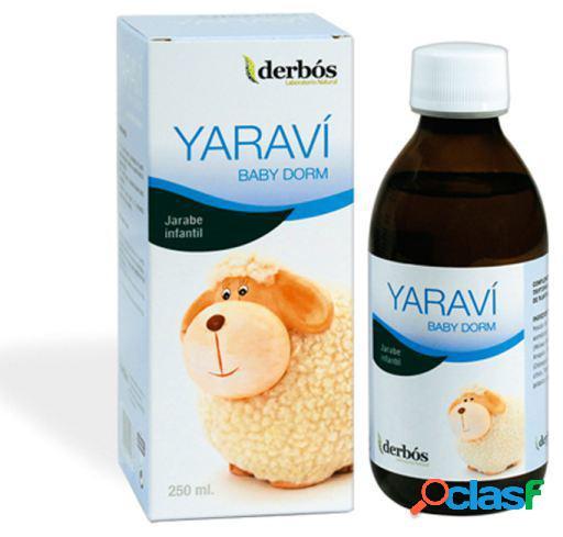 Derbós Yaravi baby dorm jarabe 250 mililitros bajo índice