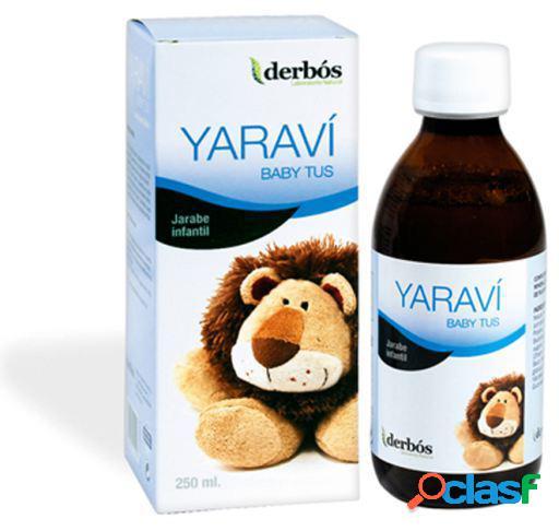 Derbós Yaravi baby tus jarabe 250 mililitros bajo índice