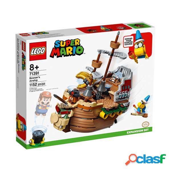 Lego Super Mario 71391 Set de Expansi?n: Fortaleza A?rea de