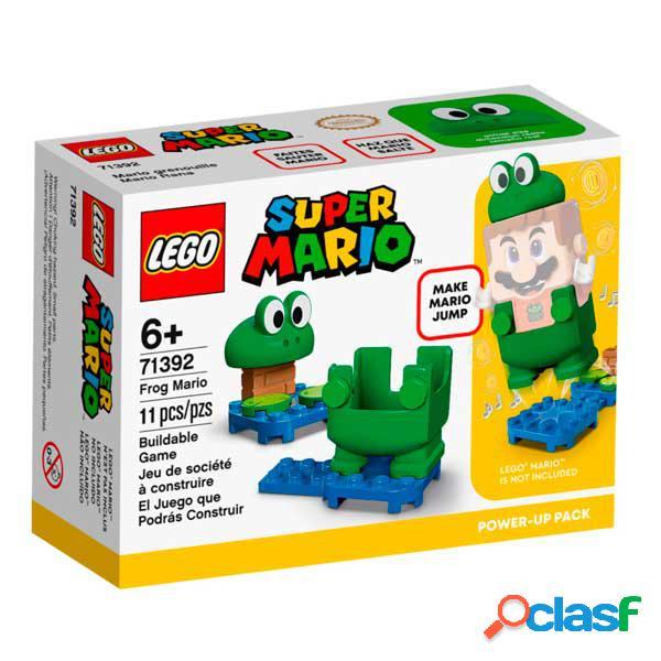Lego Super Mario 71392 Pack Potenciador: Mario Rana