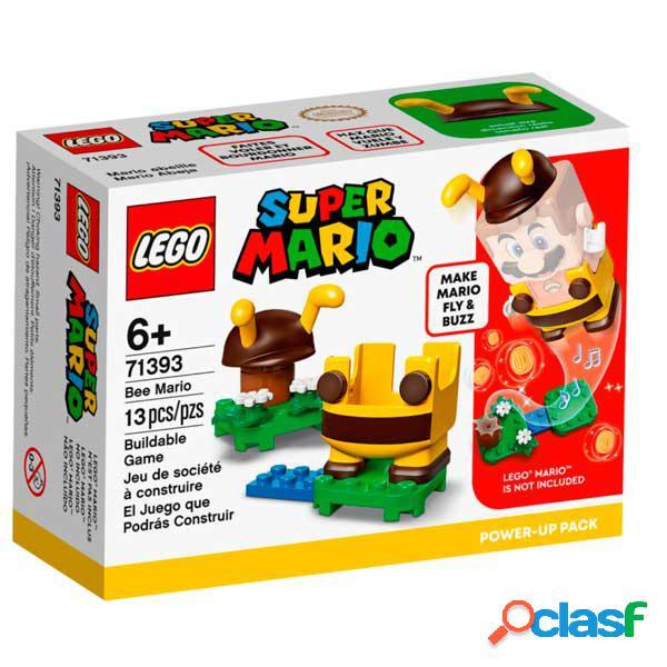 Lego Super Mario 71393 Pack Potenciador: Mario Abeja