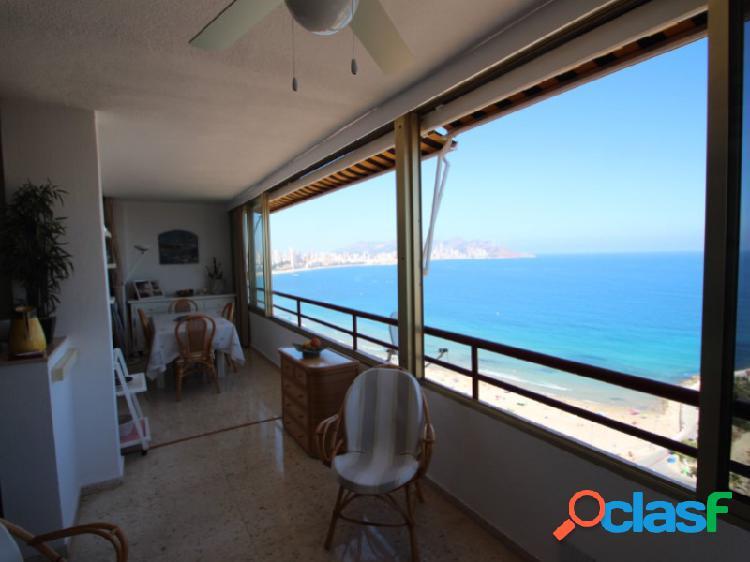 Magnífico apartamento cerca de la playa y con vistas