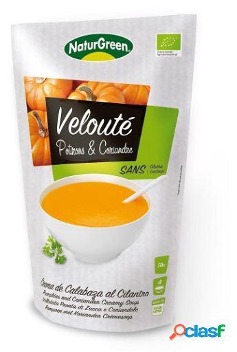 Naturgreen Crema Calabaza y Cilantro Bio 500 ml 500 L