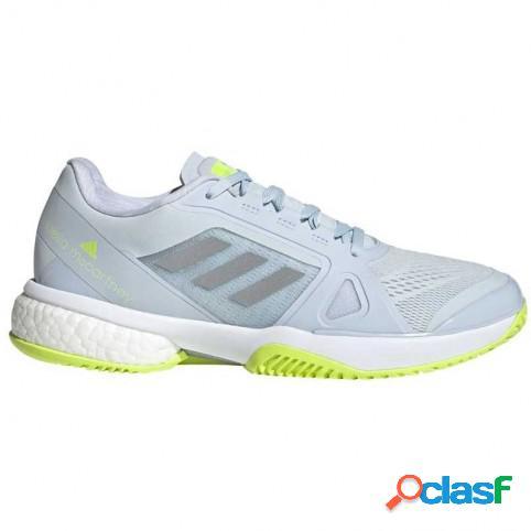 Zapatillas Adidas ASMC Tennis W 2021 Gris 40-23
