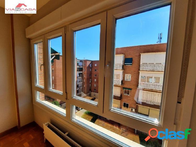 Alquiler de piso reformado en Fuente del Berro, amueblado,