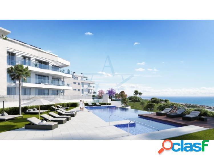 Bonito apartmento en Mijas Costa, Costa del Sol