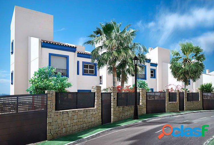 Casas unifamiliares de lujo con fantásticas vistas al mar