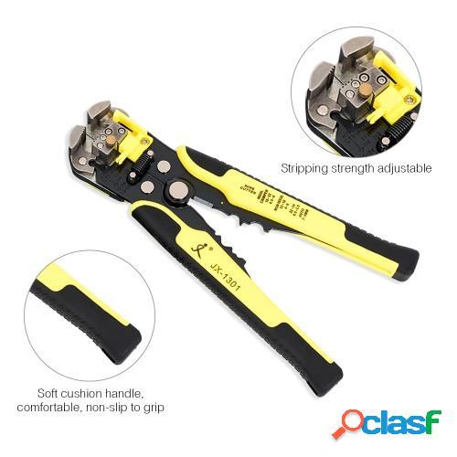 El kit de herramientas de cableado incluye 24-10 AWG