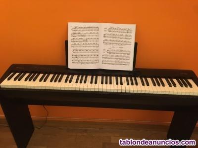 Piano Digital ROLAND FP30 negro